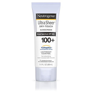 2. Neutrogena Ultra Sheer