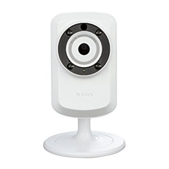 8. D-Link Day and night camera with Remote Viewing