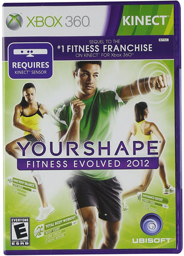 4. Your Shape Fitness Evolved