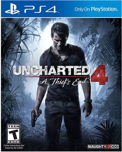 1 Uncharted 4: A Thief's End