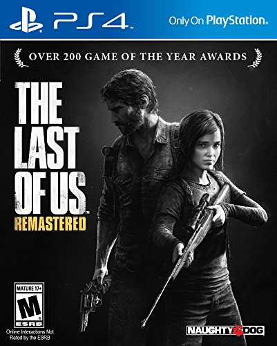 2. The Last of Us Remastered