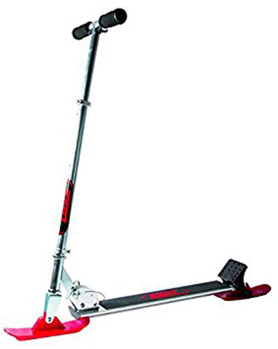 4. Railz Adult Full-Size Snow Scooter