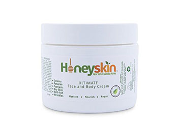 9. Honey skin Organics Organic Moisturizer Cream