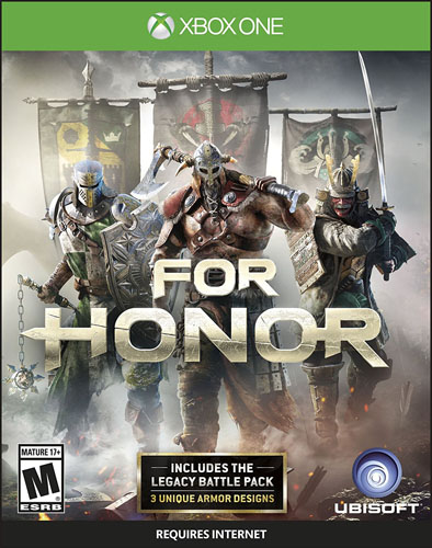9. For Honor Ubisoft