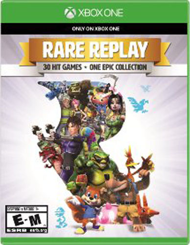 3. Rare Replay Xbox one