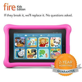 7. Kids Edition Tablet, 7
