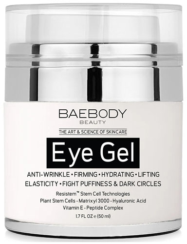 6. Baebody Eye Gel