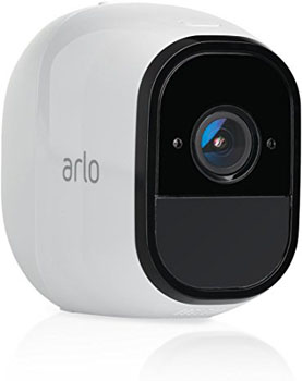 6. Arlo Pro Security Camera