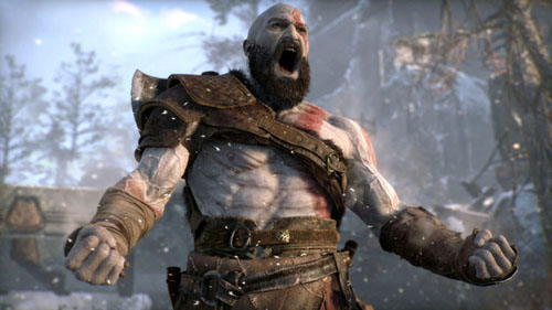 10. God of War 5 ( Best PS4 Games )PS4 Sony New Release