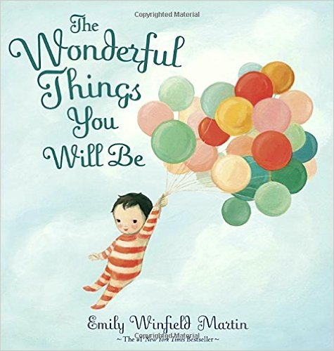 2. The Wonderful Things You Will Be