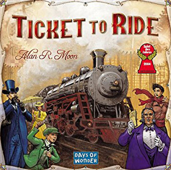 5. Ticket To Ride