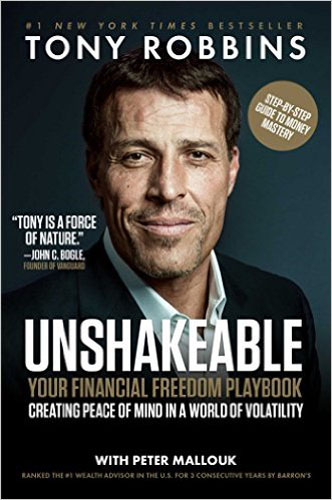 10. Unshakeable: Your Financial Freedom Playbook