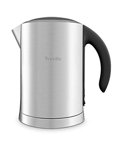 5. Breville SK500XL Ikon Cordless 1.7-Liter Stainless-Steel Electric Kettle