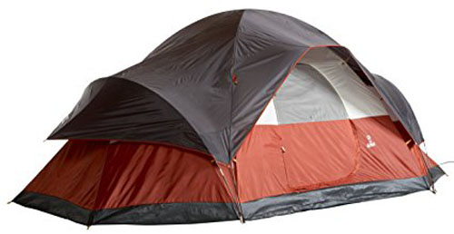 6. Red Canyon Tent