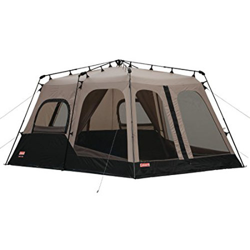 10. Coleman 8 Person Tent