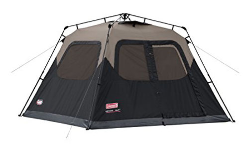 5. Instant Cabin Tent