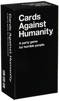 10. Cards Against Humanity