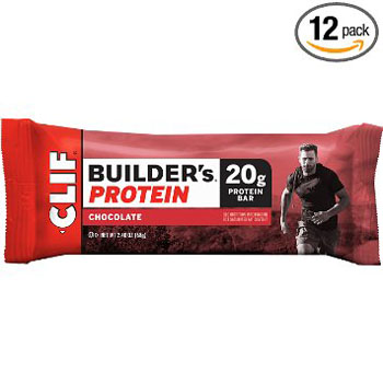 3. CLIF BUILDER'S - Protein Bar - Chocolate