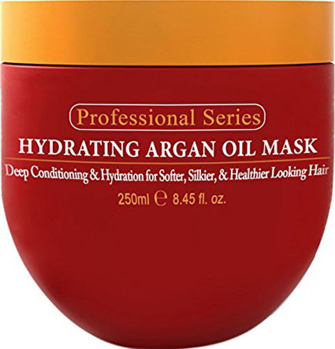6. Arvazallia Hydrating Argan Oil Hair Mask