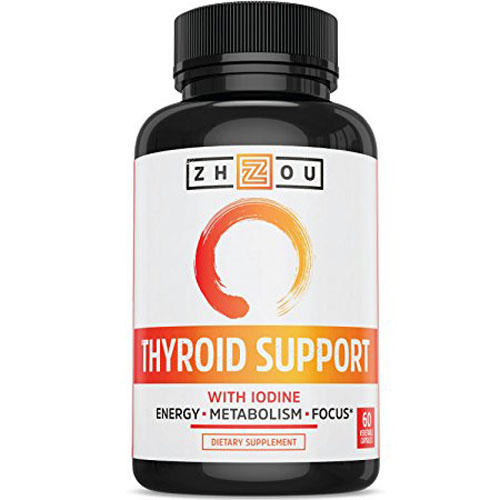 7. Thyroid Support Complex
