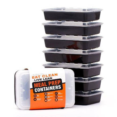 3. LIFT Reusable Microwavable Containers