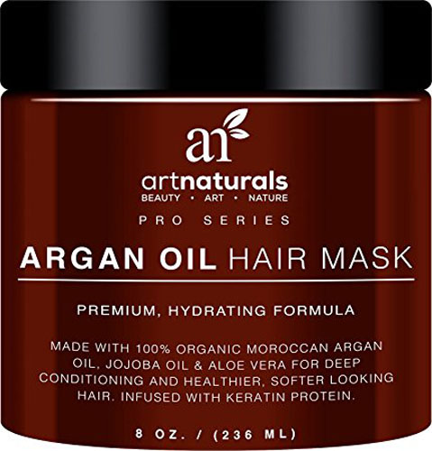 8. ArtNaturals Argan Oil Hair Mask