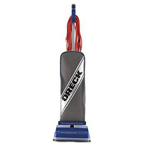 2. Oreck Commercial XL2100RHS 8 Pound Commercial Upright Vacuum, Blue