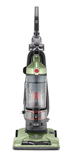 9. Hoover UH70120 T-Series Red Upright Vacuum Cleaner,