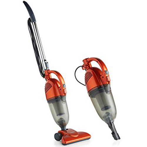 4. VonHaus 600W 2-in-1 Corded Upright Stick & Handheld Vacuum Cleaner