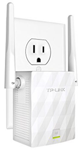 6. TP-Link N300 Wi-Fi Range Extender, AP mode Supported (TL-WA855RE)