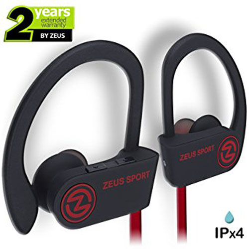 2. ZEUS Sports Best Wireless Headphones