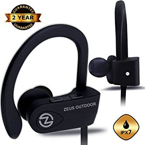 1. ZEUS OUTDOOR a HD Sound Best Wireless Earbuds Earphones