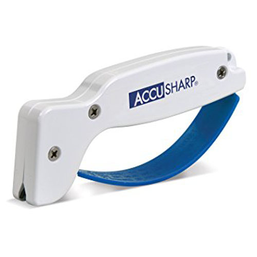 2. AccuSharp Knife Sharpener