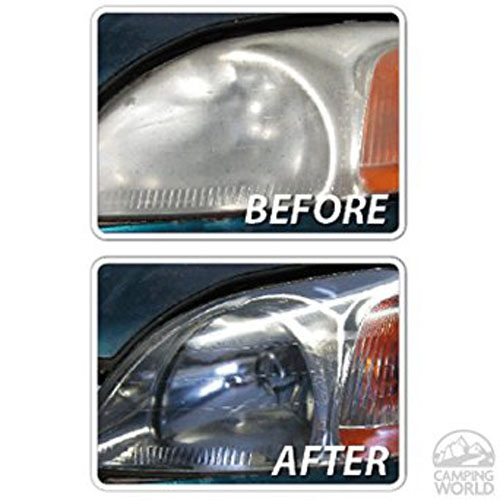5. Clr Headlight Lens Restoration Kit