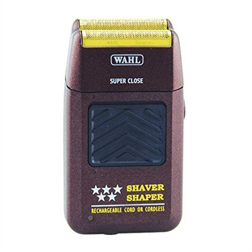 1. Wahl professional 8061-100 5- stra seies rechargeable shaver shaper