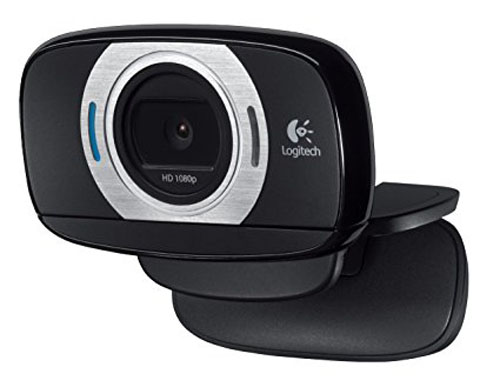 8. Logitech HD Laptop Webcam C615