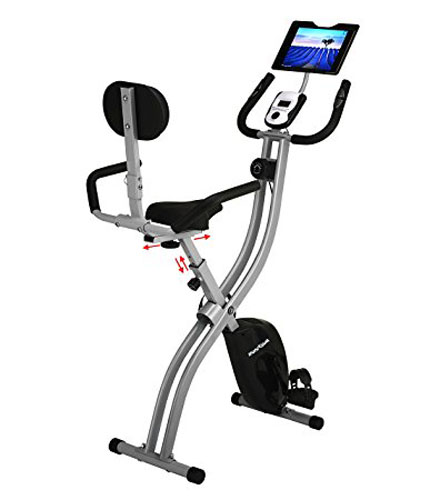 9. Innova XBR450 Folding Upright Bike