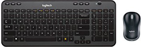 9. Logitech Wireless Combo MK360