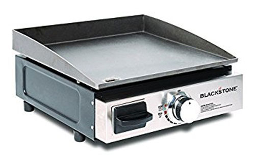 1. Blackstone Portable Table Top Camp Griddle
