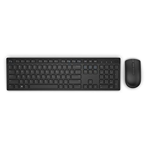 7. Dell KM636 Wireless Keyboard & Mouse Combo