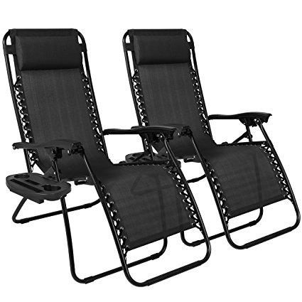 7. Best Choice Products Zero Gravity Chairs Case