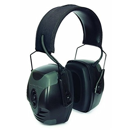 4. Sound Amplification Electronic Shooting Earmuff