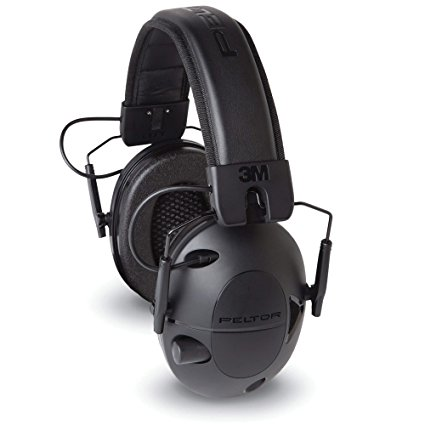 3. Peltor Sports Tactical Electronic Hearing Protector