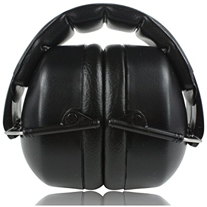 2. ClearArmor Shooters Safety Ear Muffs