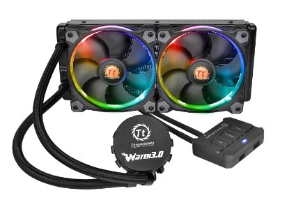 2. Thermaltake High Static Cooling System