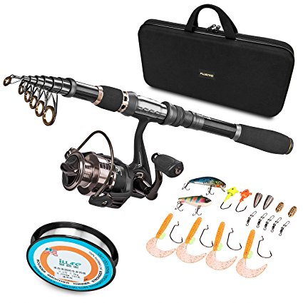 4. Gear Organizer Fishing Rod