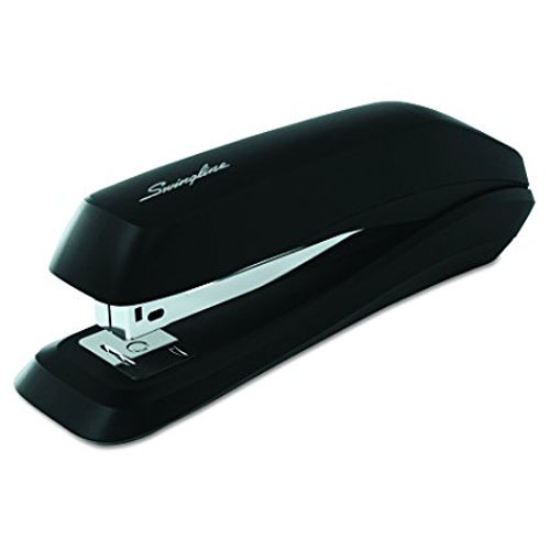 4. Swingline Stapler, Standard Full Strip Desk Stapler, Eco Version, Black
