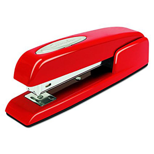10. Swingline Stapler, 25 Sheets Capacity, Business, Desktop, Rio Red