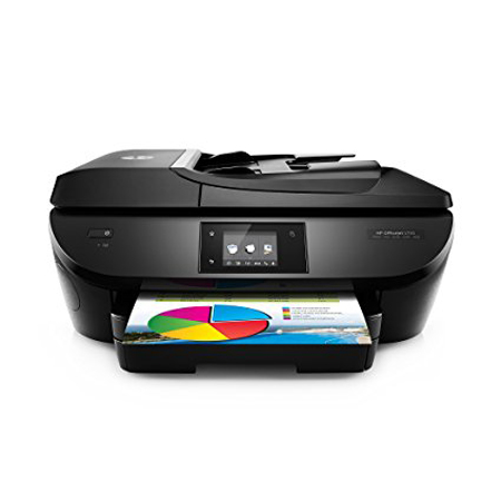 6. HP OfficeJet 5740 Wireless All-in-One Photo Printer