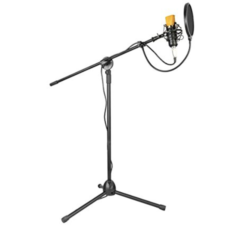 6. Neewer Professional Studio Broadcasting / Recording NW-700 Condenser Microphone